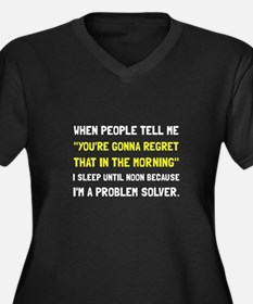 Problem Solver Plus Size T-Shirt