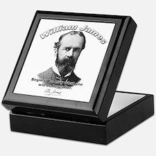 William James 04 Keepsake Box