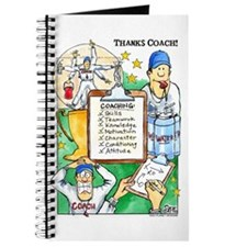 Great Coach Thanks! Journal