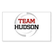 Hudson Rectangle Decal