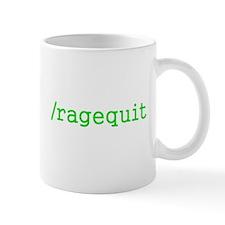 Ragequit Gamer Mugs
