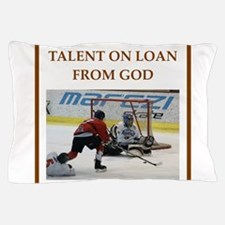 Cute Hockey game Pillow Case