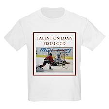Unique Funny hockey T-Shirt
