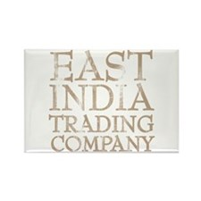 East India Trading Company Rectangle Magnet (100 p