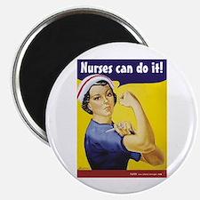 Nurses Can Do it! Magnet