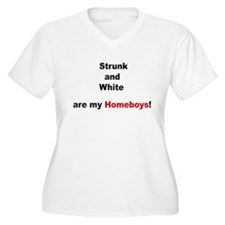 Strunk and White Homeboys T-Shirt