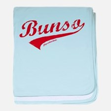 Bunso baby blanket