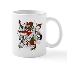 MacQuarrie Tartan Lion Mug