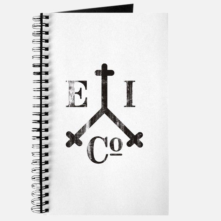 East India Trading Company Logo Journal