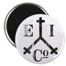 "East India Trading Company Logo 2.25"" Magnet (100"