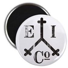 East India Trading Company Logo Magnet