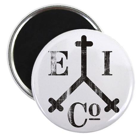 East India Trading Company Logo Magnet