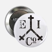 "East India Trading Company Logo 2.25"" Button (100"