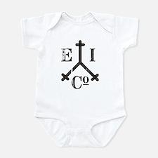 East India Trading Company Logo Infant Bodysuit