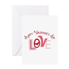 Valentines Love Greeting Cards