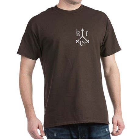 East India Trading Company Logo Dark T-Shirt