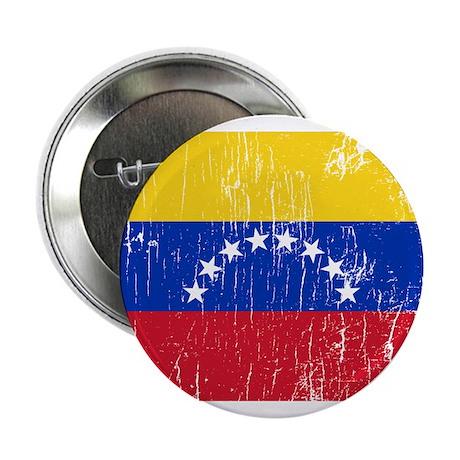 Vintage Venezuela Button