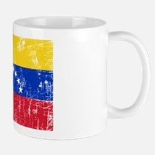 Vintage Venezuela Mug