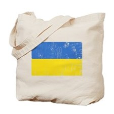 Vintage Ukraine Tote Bag