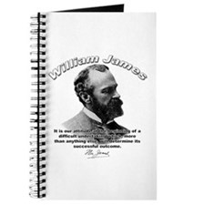 William James 07 Journal