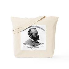 William James 07 Tote Bag