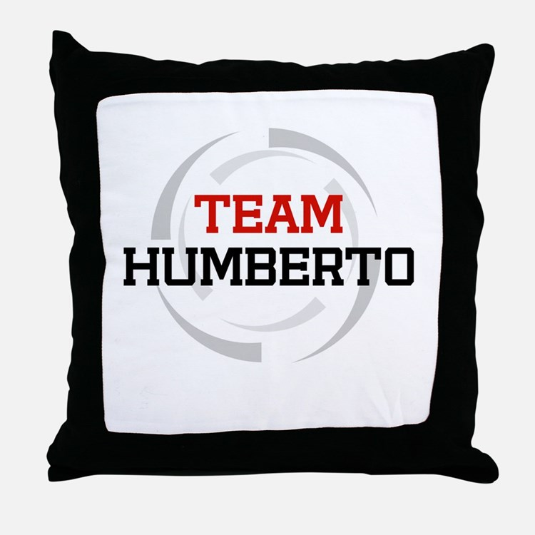Humberto Throw Pillow