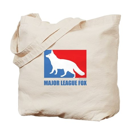 ML Fox Tote Bag