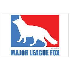 ML Fox Posters