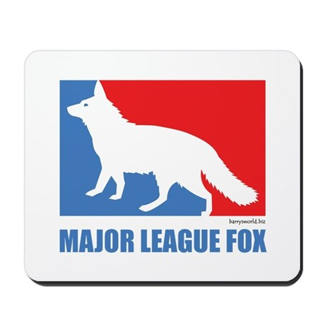ML Fox Mousepad