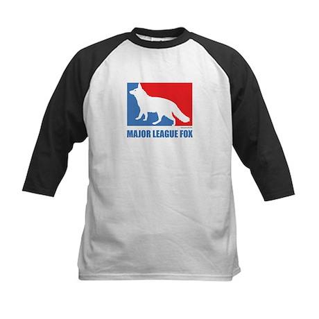 ML Fox Kids Baseball Jersey
