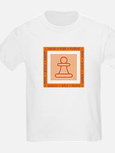 Chessman Showcase - The Pawn T-Shirt