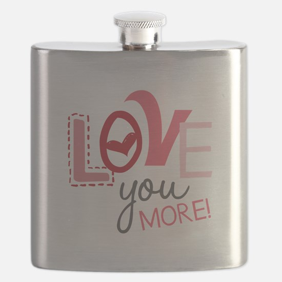 Love You More! Flask