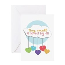 Loved By All Greeting Cards