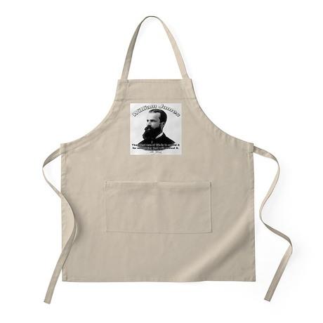 William James 10 BBQ Apron