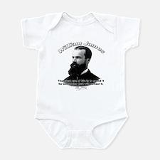 William James 10 Infant Bodysuit