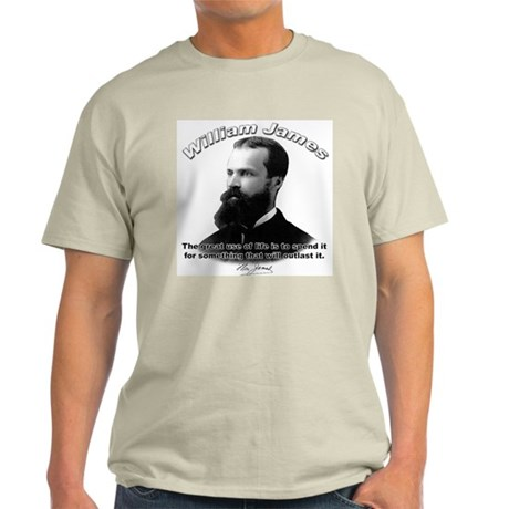 William James 10 Light T-Shirt