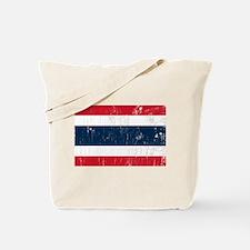Vintage Thailand Tote Bag