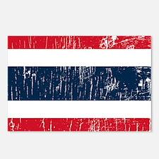 Vintage Thailand Postcards (Package of 8)