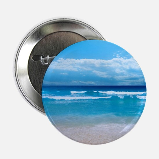 "Tropical Wave 2.25"" Button (10 pack)"