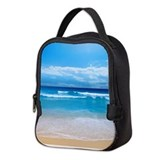 Beach Neoprene Lunch Bag