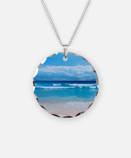 Tropical Wave Necklace