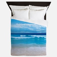 Tropical Wave Queen Duvet