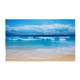 Tropical wave 3x5 Rugs