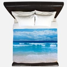 Tropical Wave King Duvet