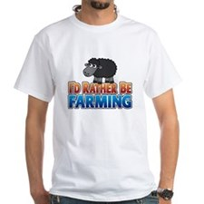 2-farming-rather-blacksheep T-Shirt
