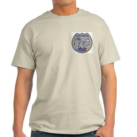 9th Coast Guard District <BR>Ash Grey Shirt 2
