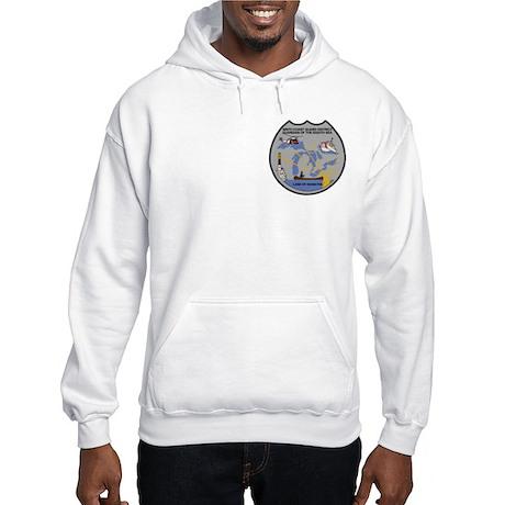 9th Coast Guard District <BR>Hooded Sweatshirt 2