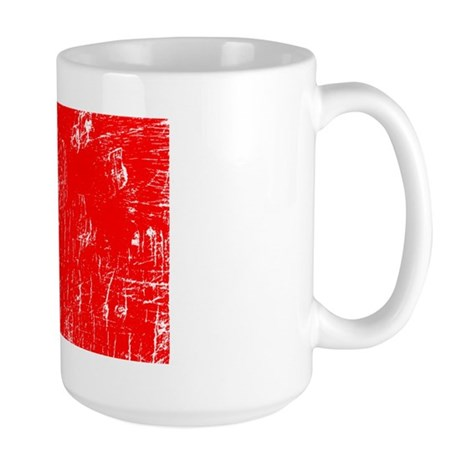 Vintage China Large Mug
