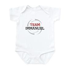 Immanuel Infant Bodysuit