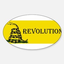 revoltuion gadsden Decal